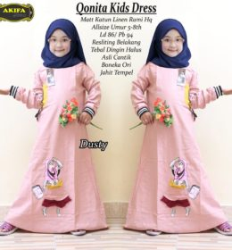 Qonita Kids Dress